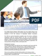 Brochure4p-CSM Courses Program2013