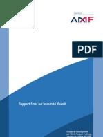03 AMF Rapport - Rapport final sur le Comité d'audit - 22 juillet 2010(3)