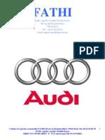 Rapport expertise évaluation d'un véhicule