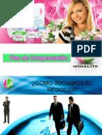 Plan de  compesación Winalite