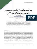 Transformacion de Coordenadas Celestes