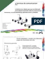 Tecnicas de Comunicacion DT 2013