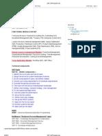 SAP_ SAP Modules List
