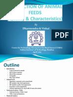 Production of Animal Feeds_quality & Characteristics
