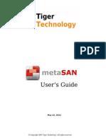 MetaSAN 5 0 1 Users Guide