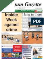 Platinum Gazette 30 August 2013