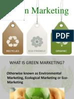92327492 Green Marketing