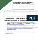 r16 portas lógicas medida de tempo de propagação-2011