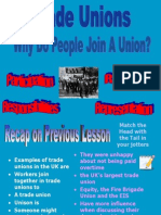 2. Why Do People Jwhy ppl join oin a Union