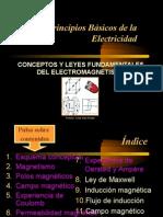 2o Bto Principios Basicos Electricidad