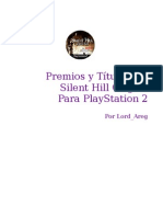 Silent Hill Origins Accolades