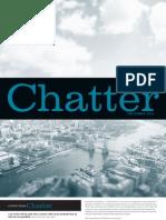 Chatter, September 2013