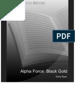 Chris Ryan - Alpha Force - 09 - Black Gold