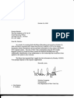 NY B5 WTC Repeater Fdr- Letters Stapled With Articles Re WTC Repeater (1st Pgs of Articles Scanned for Reference- Fair Use) 722