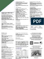 Program HRV 2013