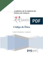 Codigo de Etica Para Call Centers Mexico