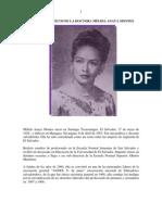 Melida Anaya Montes