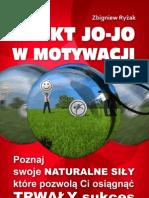 Z. Ryzak = Efekt Jojo w Motywacji (Full 236 Str)