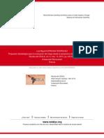 Propuesta metodológica para la evaluación del riesgo desde la perspectiva del ordenamiento del terri