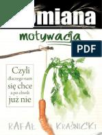 Rafal Krasnicki - Slomiana Motywacja (171 Str)