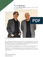Michael MANTLER Im Porgy & Bess, Vienna