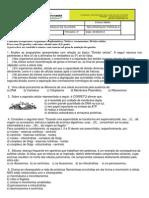 1º ANO - REC. BIOLOGIA 30-08