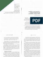 Analisis Conceptual Comparativa