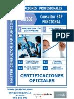 Web Consultor SAP Funcional