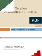 Double Taxation_International Taxation