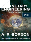 Planetary Engineering by AR Bordon