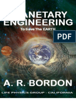 Planetary Engineering by AR Bordon