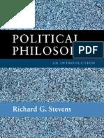 Political Philosophy