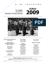 Informe junio2009 CUESTA DUARTE