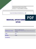 Capa de Apontamentos. Ufcd 3305
