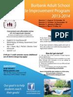 gradeimprovementflyer 2013-2014
