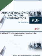 20 - Seguimiento y Control de Proyectos