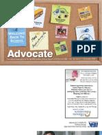 IEA Advocate September 2013