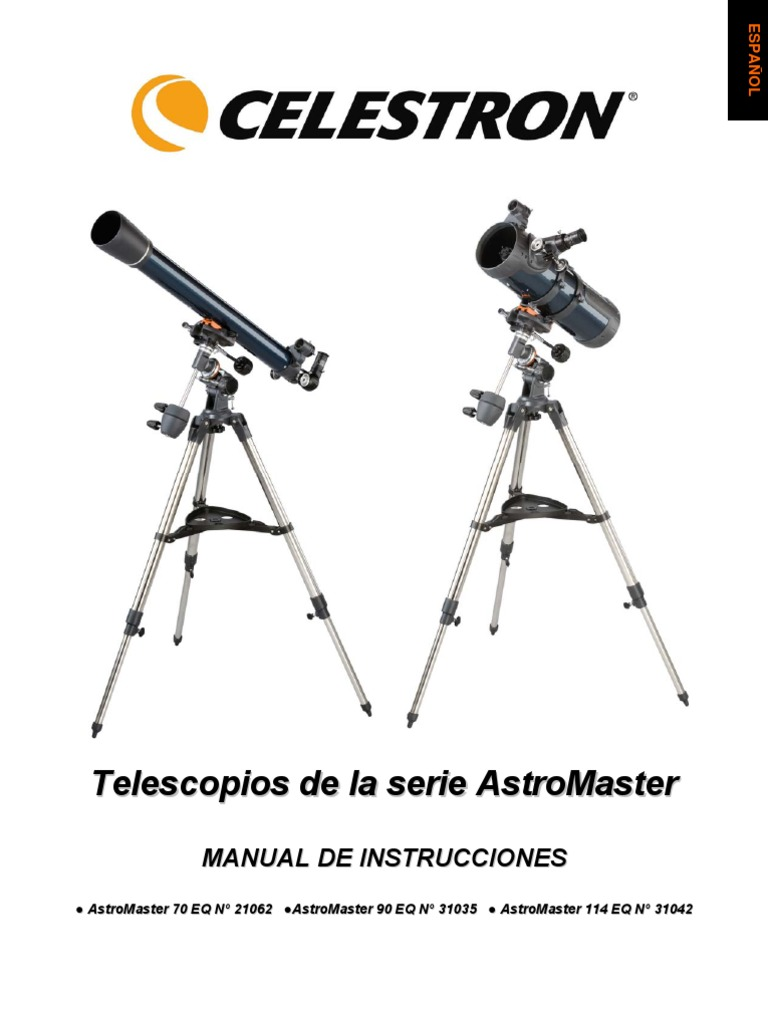 Celestron AstroMaster Telescopes, Models 21062, 31035