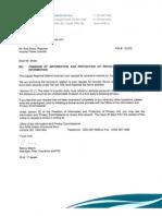 CRD sewage director Albert Sweetnam's contract