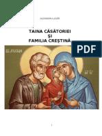 Alexandru Lazăr Taina Casatoriei Si Familia Crestina