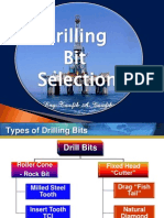 Drilling Bit Selection