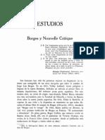 Monegal, Rodríguez - Borges y la Nouvelle Critique XXXVIII 80 Jul Sep 1972