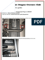 How to Guide_Changing Spark Plugs on a RB25DET