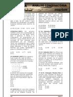 analise combinatoria