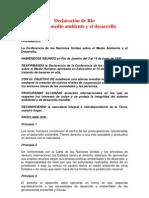 Declaracion de Rio_92