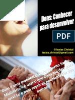 Quadro de Dons / Ministério