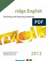 2013-CambridgeEnglish-CambridgeUniversityPress
