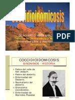 Coccidioidomicosis.