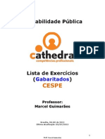 05-07-2013 - Lista_CPU_Marcel_2013_exerc_gabaritados_TCU - Marcel Guimarães