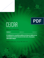 Cescar Cad 1 - 2011